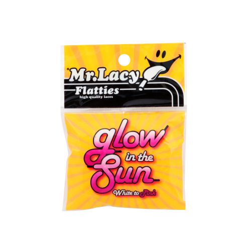 MR LACY GLOW IN THE SUN LACES now available at Foot Locker