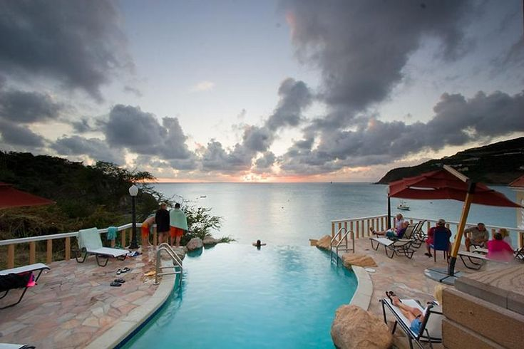 Divi Little Bay Beach Resort St. Maarten.  One of the best vacations I have ever had...