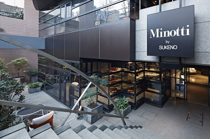 inotti Tokyo renovates its two mono-brand stores, creating sophisticated architectural contexts and perfect product display settings #ArchiJuice #RetailDesign