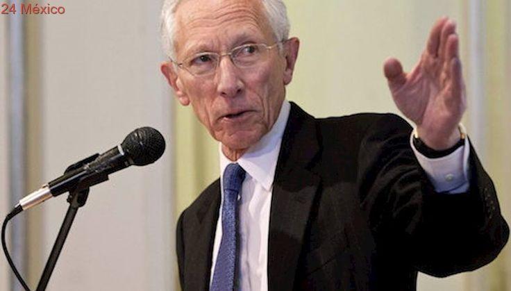 """Stanley Fischer, Vicepresidente de Reserva Federal, renuncia; es por """"razones personales"""", dice"""