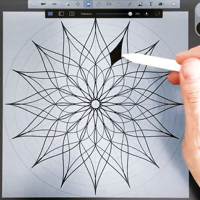 Little Speed Drawing In One Of My Fav Apps Autodesksketchbook