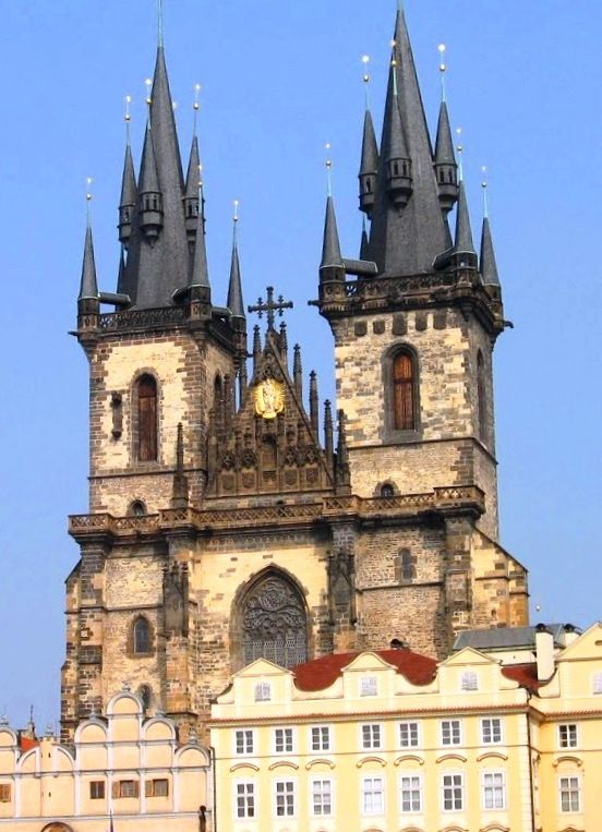 Travel Prague - Old Town and Charles Bridge - Cheer and Cherry