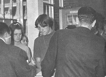 Neil Peart - Lakeport, Highschool, 1969