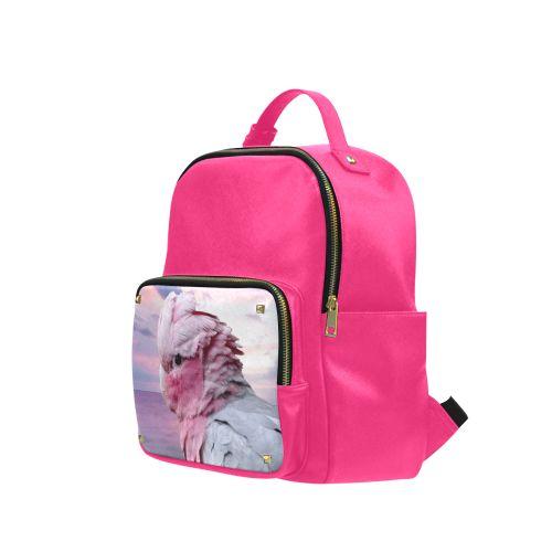 Galah Cockatoo Campus backpack/Large. FREE Shipping. FREE Returns. #lbackpacks #parrots
