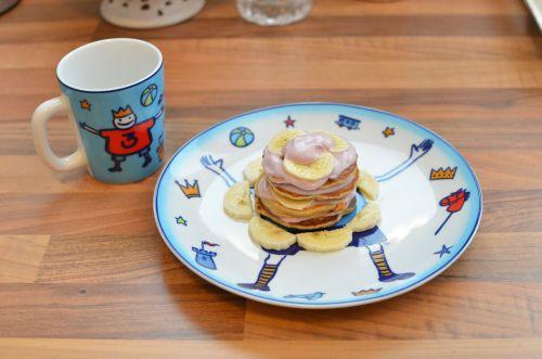 Sunne og mettende pannekaker - perfekt for liten og stor! (Bakekona)