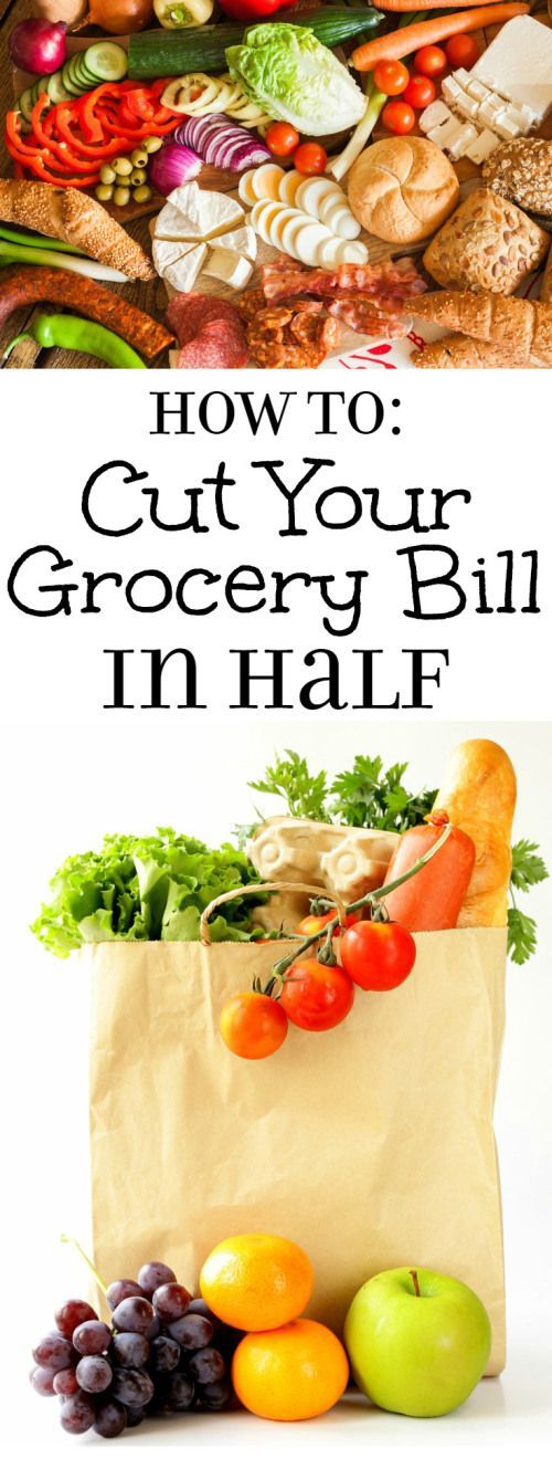 Cooking and Kitchen Tips to Save Money - How we cut our grocery bill in half while over doubling our family size, and how you can too. | frugal living | saving money