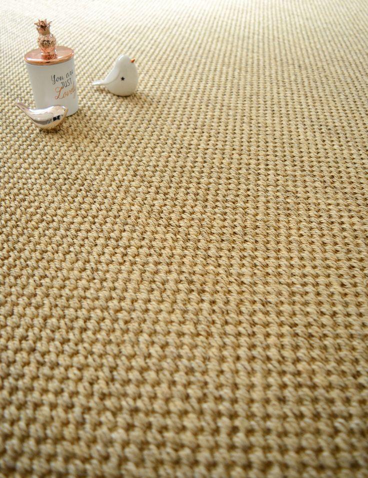 Le sol sisal Kidara, une moquette naturelle pour vos chambres, salon et séjour.