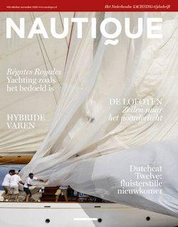 Proefabonnement: 3x Nautique € 15,-: Nautique - het bekende yachting & watersport magazine.