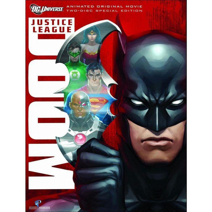 Justice League: Doom (Special Edition) (dvd_video),