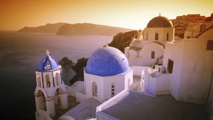 Grecja - Santorini czeka zagłada?