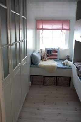 Childrens (mini) bedroom