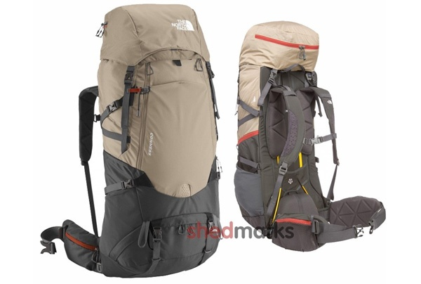 Trekking - Senderismo - Mochila trekking The North Face Conness 55 - Conness 55 - Shed Marks - The North Face