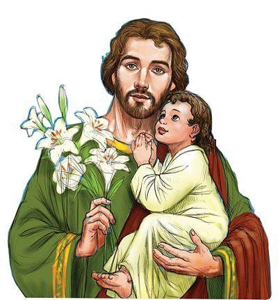 Hermosa oración a san José para pedir su gran intercesión. San José, casto esposo de la Virgen María, intercede para obtenerme el don de la pureza. Tú que,