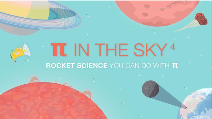 Świętuj Światowy Dzień PI z NASA - lekcje