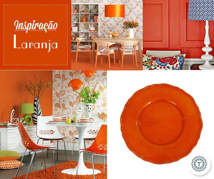 Energizar, alegrar e colorir. É exatamente isso que a decoração laranja faz pela sua casa, basta descobrir como a cor pode ser combinada ao seu favor. Ela consegue estimular o ambiente de maneira positiva e carrega uma identidade criativa. Mas sabemos que transformar o lar de um dia para o outro não é fácil. Para te ajudar com novas ideias e inspirar mudanças no décor, nós reunimos lindas referências que não deixam dúvidas: a cor quente é um diferencial poderoso nas composições!