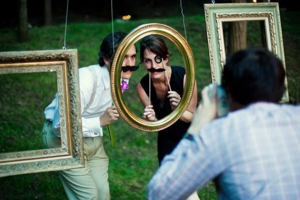 fun idea for party pictures (for my 50th birthday... which is a long way from now ;-)