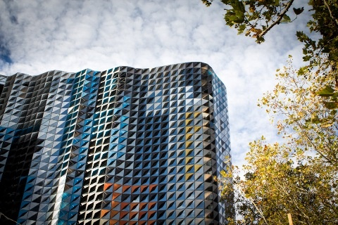 New RMIT icon completed in Melbourne - Brookfield Multiplex and Lyons Architects