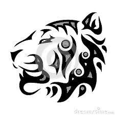 tribal tiger symbol - Google Search