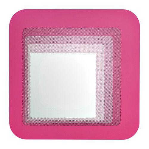 HYLKJE Specchio IKEA Con pellicola di sicurezza: riduce il rischio di danni in caso di rottura del vetro.