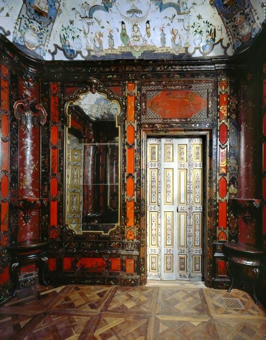 Villa della Regina interior , Torino, Italy