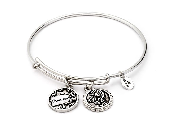 Pulseira Chrysalis Thinking of You Obrigada - CRBT0716