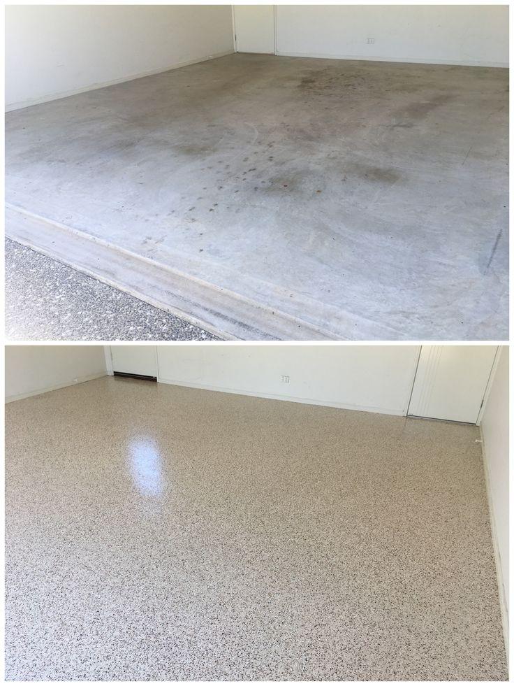 Garage Floor Epoxy Coatings Palmview The Garage Floor