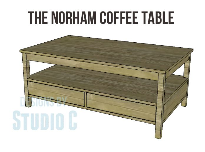 17 best ideas about coffee table with drawers on pinterest for Diy coffee table with drawers