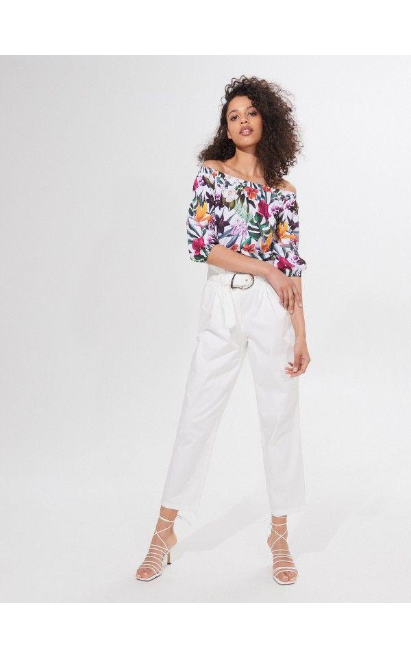 Bielizniany Top Z Koronka Rozowy Uk457 30x Mohito 1 Blouses For Women Tops Fashion