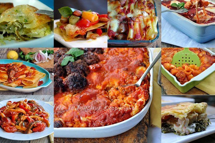 Menu festa della mamma primi piatti | Arte in Cucina