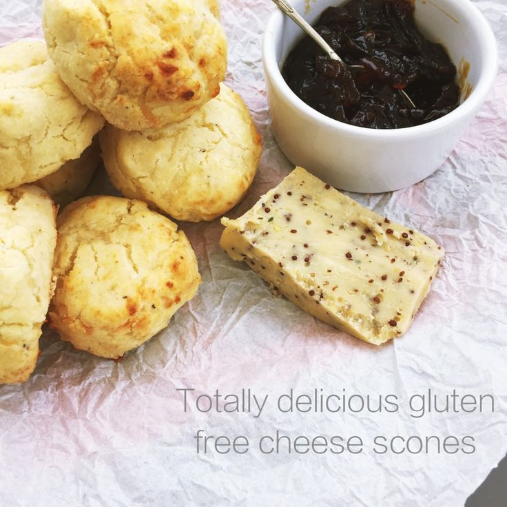 Gluten free cheese scones | Daisies & Pie