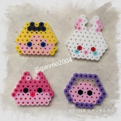Alice in Wonderland perler beads