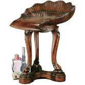 Found it at Wayfair - Louis XV Accent Stool 450