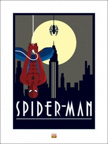 Posters: Spider-Man Poster Art Print - Hanging, Marvel Deco (32 x 24 inches) null http://www.amazon.co.uk/dp/B00HTRK3IG/ref=cm_sw_r_pi_dp_aOIUtb02VXBSKXHG