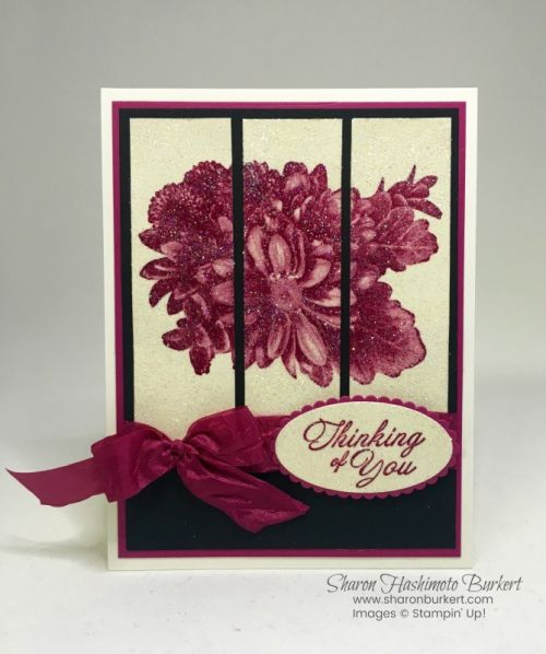 Sale-A-Bration is in full swing! There are so many great options to choose from. Heartfelt Bloomsis one of my favorites (yes, I know I have a lot of favorites) and it is so pretty and interesting t