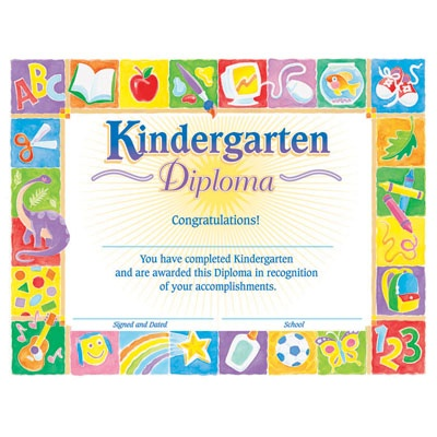 kindergarten graduation certificate wording  7 best Certificate images on Pinterest | Award certificates ...