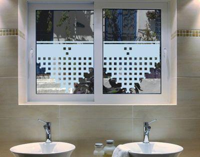 Simple Fensterfolie Sichtschutzfolie No UL Gekl ppelt I Milchglasfolie Jetzt bestellen unter
