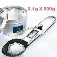 Specifications:  Maximum Precision scale: 500g  Minimum Precision scale: 0.1g  Material: Metal + ABS