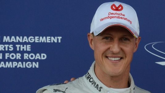 Former German Formula 1 champion Michael Schumacher, who came out of the coma, was rushed Monday morning at the University Hospital of Vaud (CHUV) in Lausanne, announced the swiss hospital.