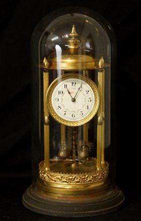Kieninger & Obergfell German Clock 400 Day