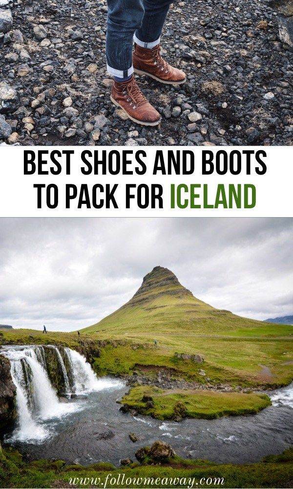 0ef0e097f0b Best Hiking Boots For Iceland in Winter Or Summer