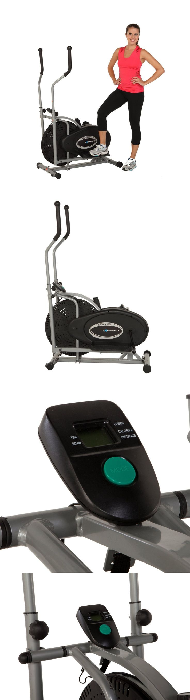 Ellipticals 72602: Elliptical Exercise Indoor Fitness Trainer Workout Machine Gym Equipment Cardio -> BUY IT NOW ONLY: $107.95 on eBay!