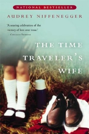 "Finished 1/11/14: The Time Traveler's Wife by Audrey Niffenegger / - It was pretty good till abt 300 pgs, then I started to lose interest & realized I wasn't really connecting w/the characters. Towards the end, something horrible happens & DANG IT I kinda hate this book now! ... Funny side note: One night after reading it, I dreamed I had 3 time-traveling PILLOWS (lol). When I woke up, there were just the 2 pillows I normally use & was like ""where's the the third pillow!?"". Lol"