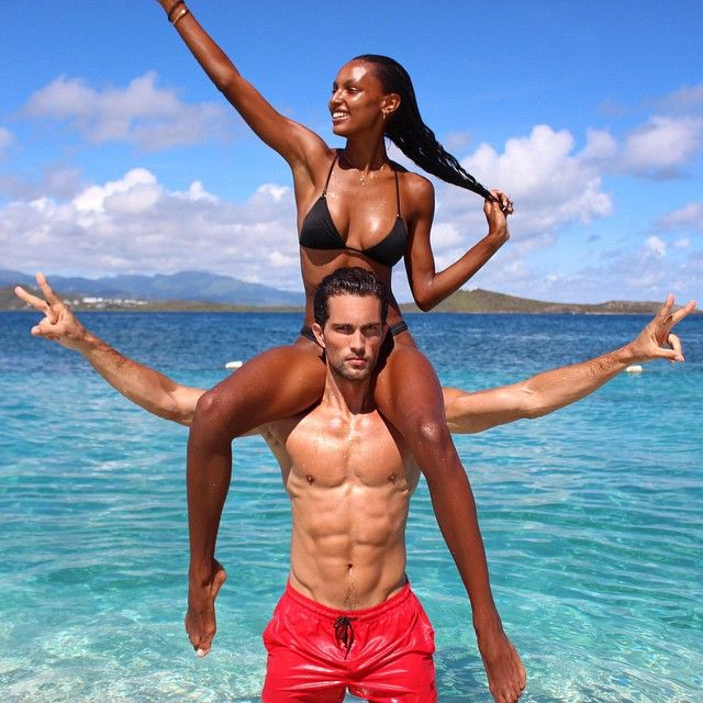 Fitness goals for Husband and I lol
