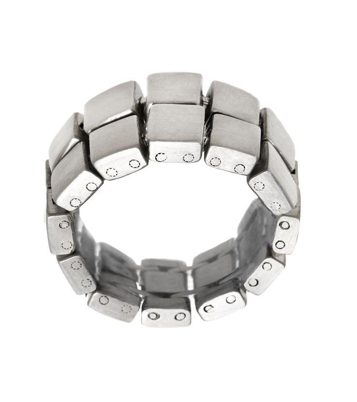 Ring stainless steel / EDBLAD