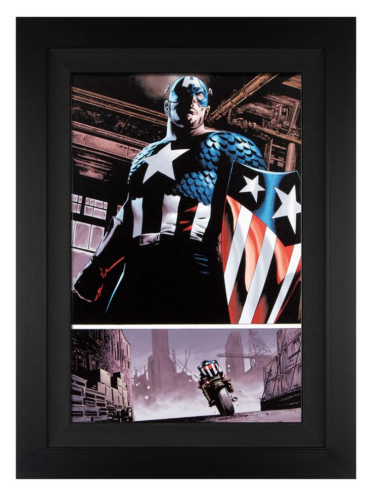 Hand Signed The Marvels Project #5 by Steve Epting and Marvel Comics