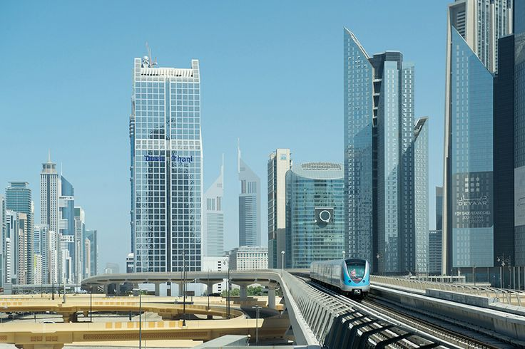 Dubai 2013...the largest consumer of energy in the world per capita