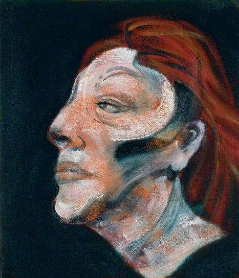 Francis Bacon | Three Studies for a Portrait of Isabel Rawsthorne