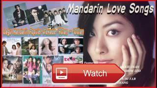 Playlist Mandarin Love Songs  Lagulagu Mandarin top request di Radio station Indonesia Tracklist 1 Kelly Chen Ji Shi Ben Diary Steve Zhou Huang H