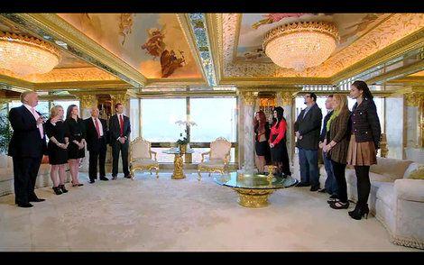 Trump Tower Penthouse New York Donald Trump 39 S