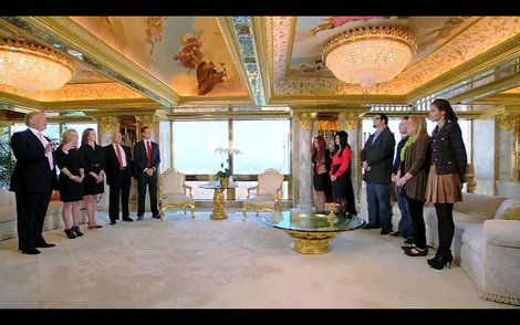 Trump Tower Penthouse New York Donald Trump 39 S